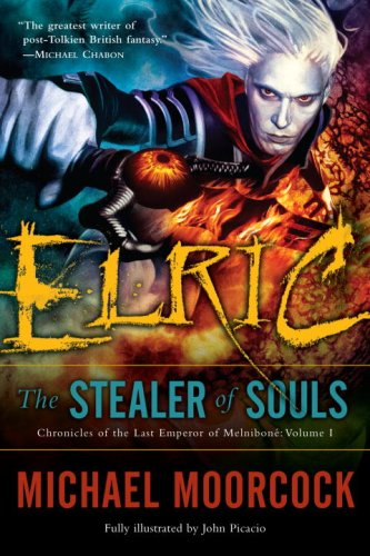 Elric US cover