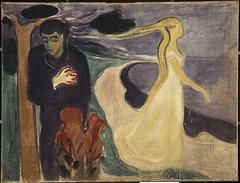 Edvard Munch's Separation