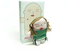 mini-kel, a namorada do mini-diego