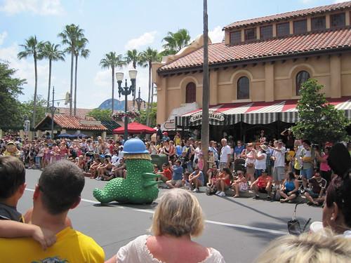 Pixar Parade