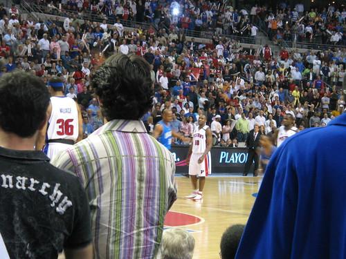 Pistons vs. Magic, Game 5
