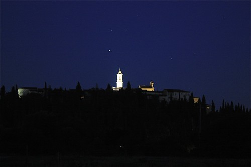 Night Sky near Fattoria Settemerli