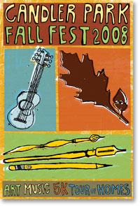 Candler Park Fall Fest 2008