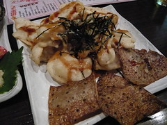 Day1-Dinner-杏屋-炸山芋麻薯