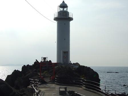 鼠ヶ関灯台~弁天島