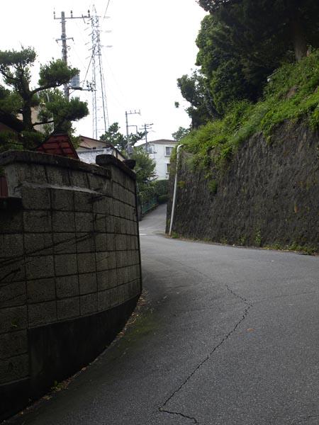 熱海の坂道 3