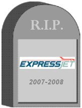 ExpressJet (Branded) Tombstone