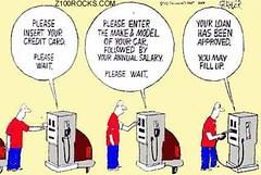 Loan for petrol