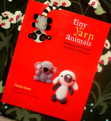 Tiny Yarn Animals Cover
