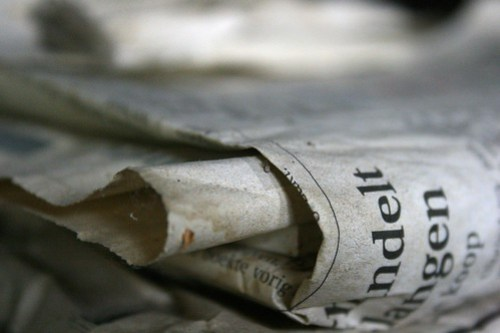 Newspaper by just.Luc