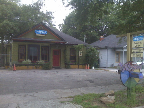 gig site on Rogers Street
