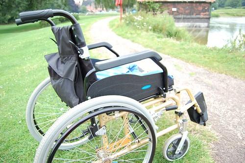 Blog de cadeira de rodas