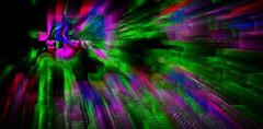 Migraine aura intensifying