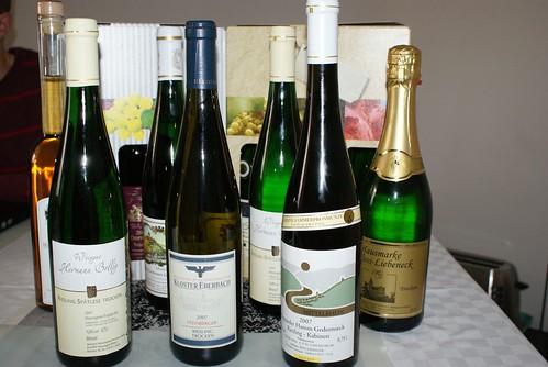 Duitse wijnbuit
