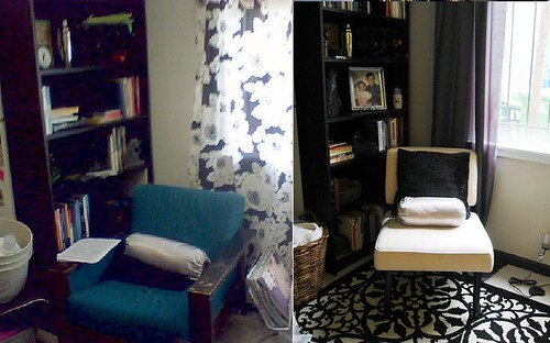 Chair/Reading Area