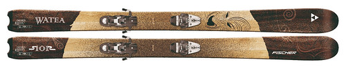 Fischer Watea 101 Skis 2008/09