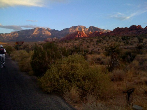 Red Rock morning run