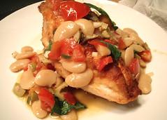 Chicken Provencal, FoodWhores
