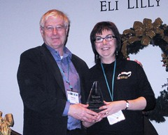 Carole Goble wins first Jim Gray e-Science award