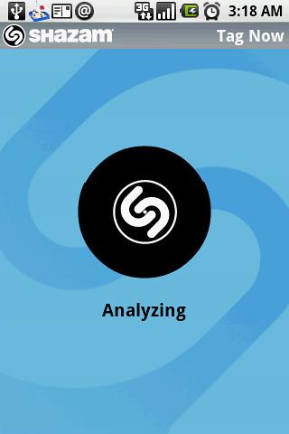 Shazam Analysing