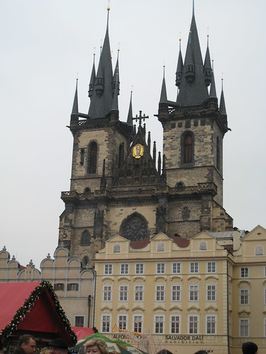 Church of Our Lady in Front of Týn
