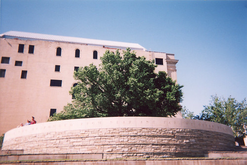 Survivor Tree: OKC National Memorial