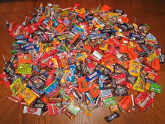 Holy Crap (Fifteen Pounds of Candy)