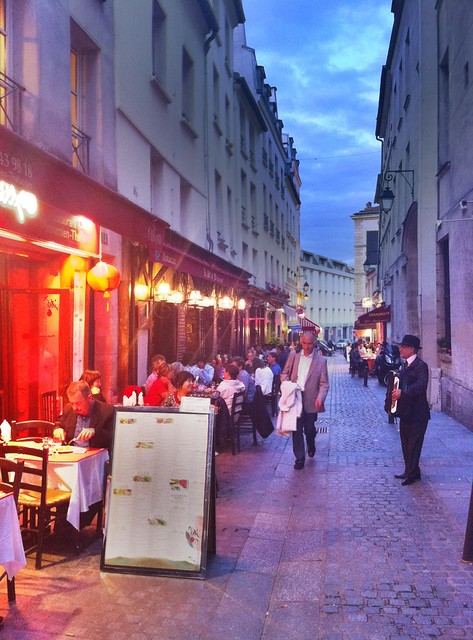 Rue du Pot de Fer