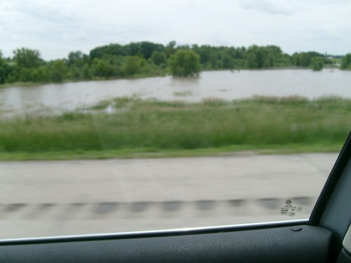 Another flooded field.