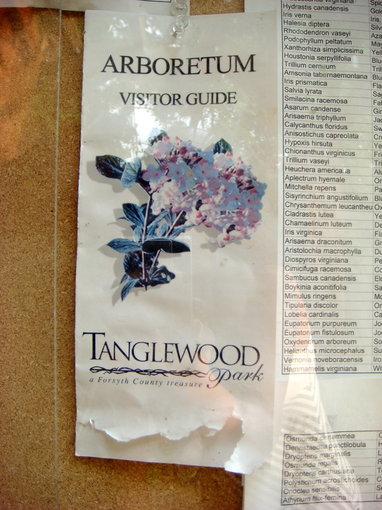 Arboretum Visitor Guide
