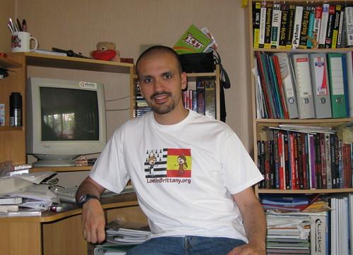 T-shirt LostInBrittany