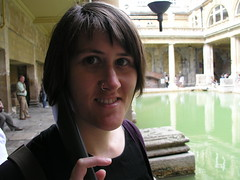Roman Baths, Bath, UK