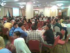 SHS Annual Dinner 2008