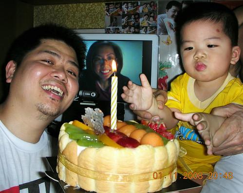 lele mama papa birthday party
