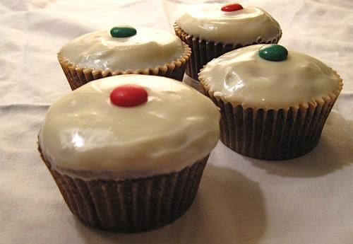 Christmas Cupcakes 3