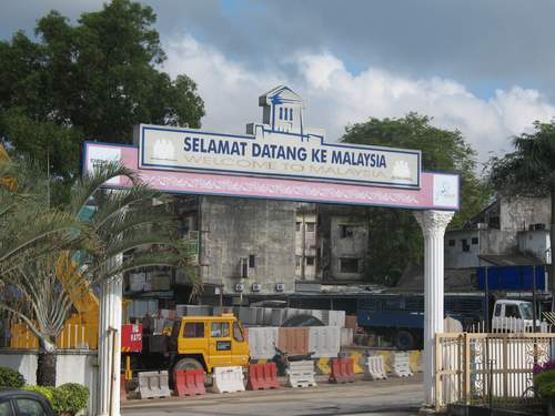 Welcome To Malacca