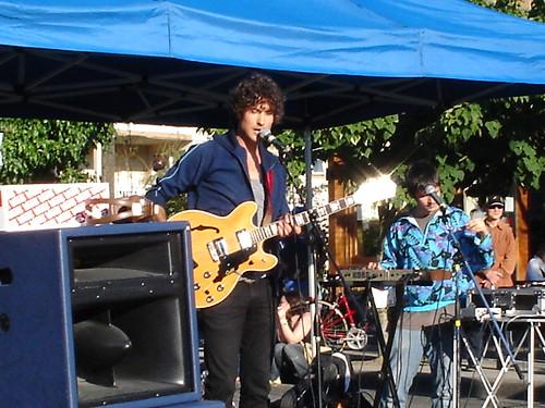 Car Free Festival Main Street