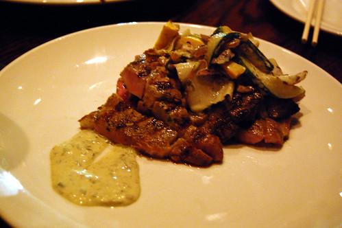 Bev Eggleston's Pork Shoulder Steak