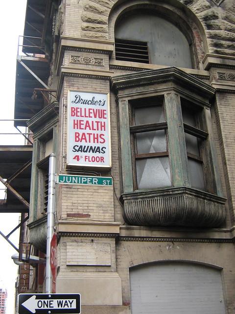 Drucker's Bellevue Health Baths