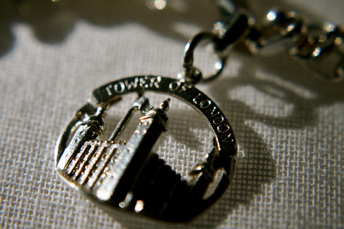Charm Bracelet: Tower of London