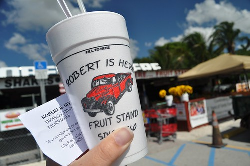Get Your Shake Fix at Robert Is Here Fruit Stand on Your Way to Everglades National Park