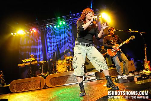 Jo Dee Messina @ the Chaifetz Arena -- 2008.04.26