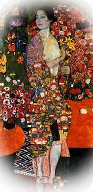 Gustav Klimt. Die Tänzerin, 1916-18.