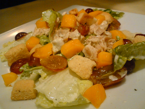Sicilian Salad at Pizza Hut Bistro
