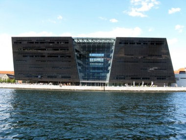 The Black Diamond (Royal Library)