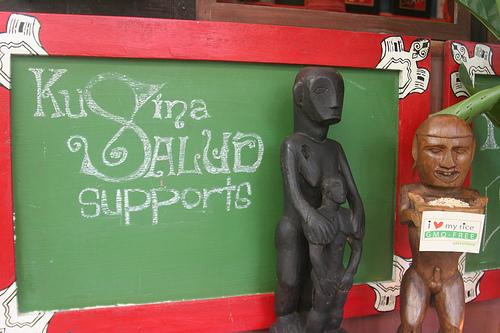 kusina salud supports...