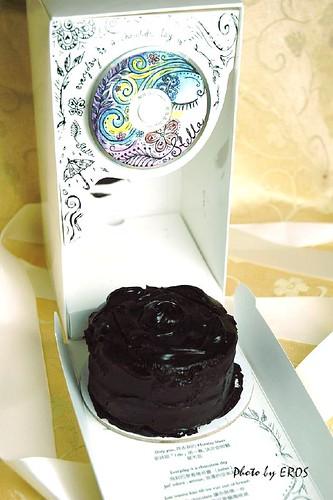 全台限量5000份的莉特小蛋糕!