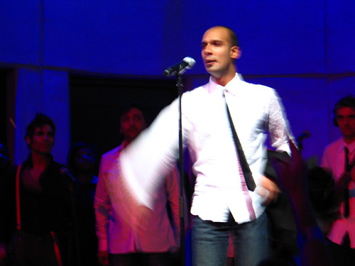 Los primos también cantan. Fernando Soto