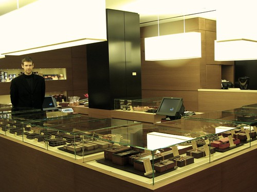 La Maison Du Chocolat Wall Street by you.