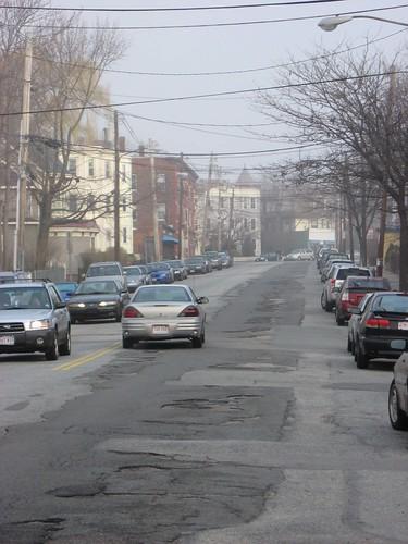 Beacon potholes